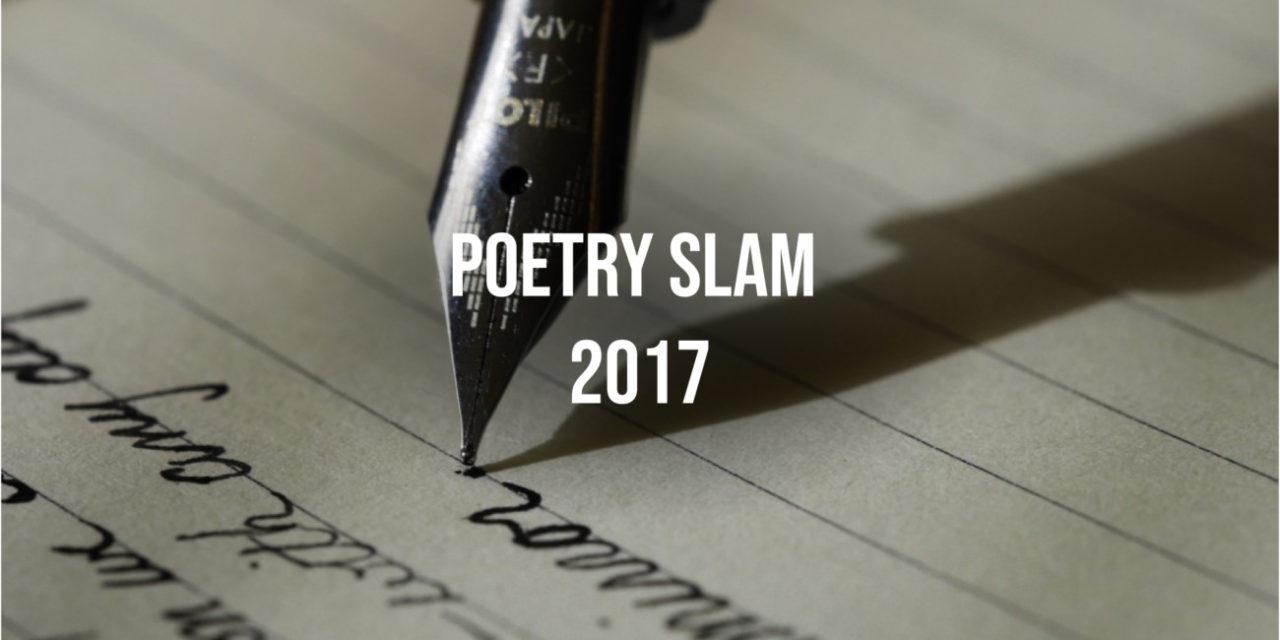 Poetry Slam 2017