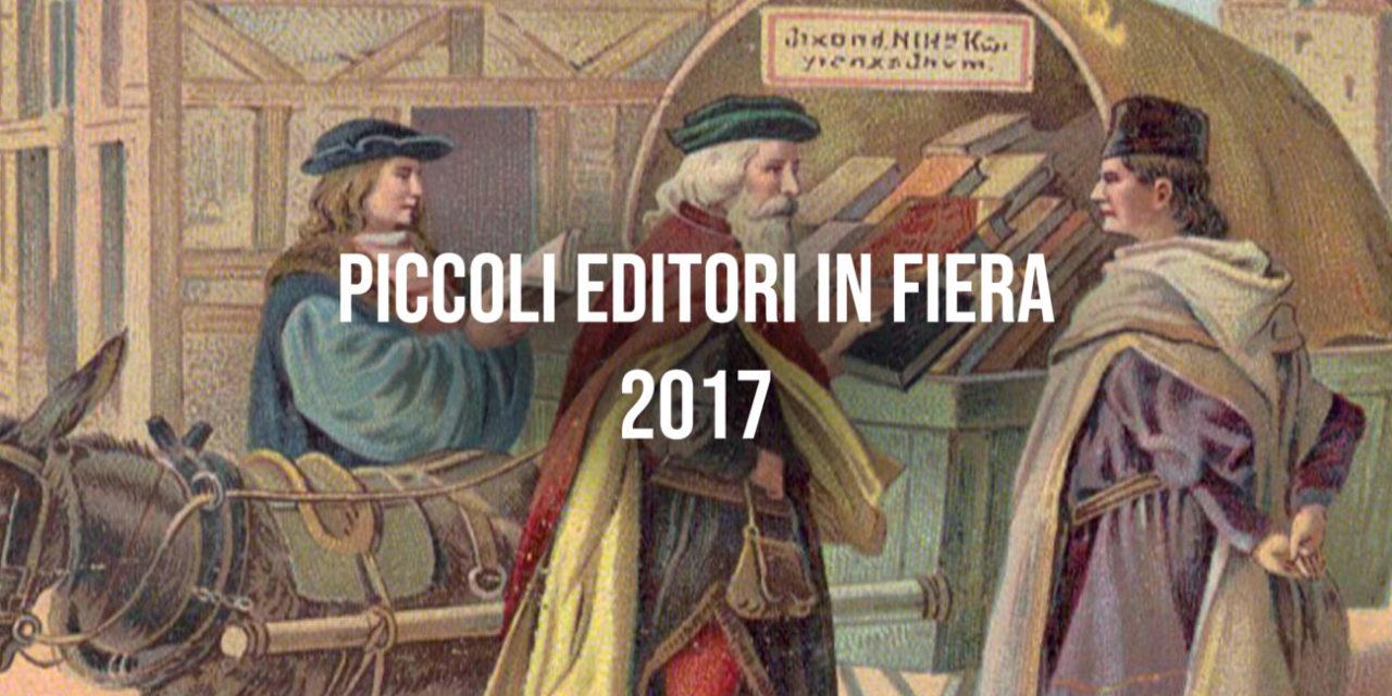 Piccoli Editori in Fiera 2017