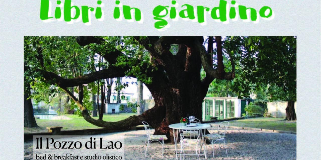 Libri in giardino