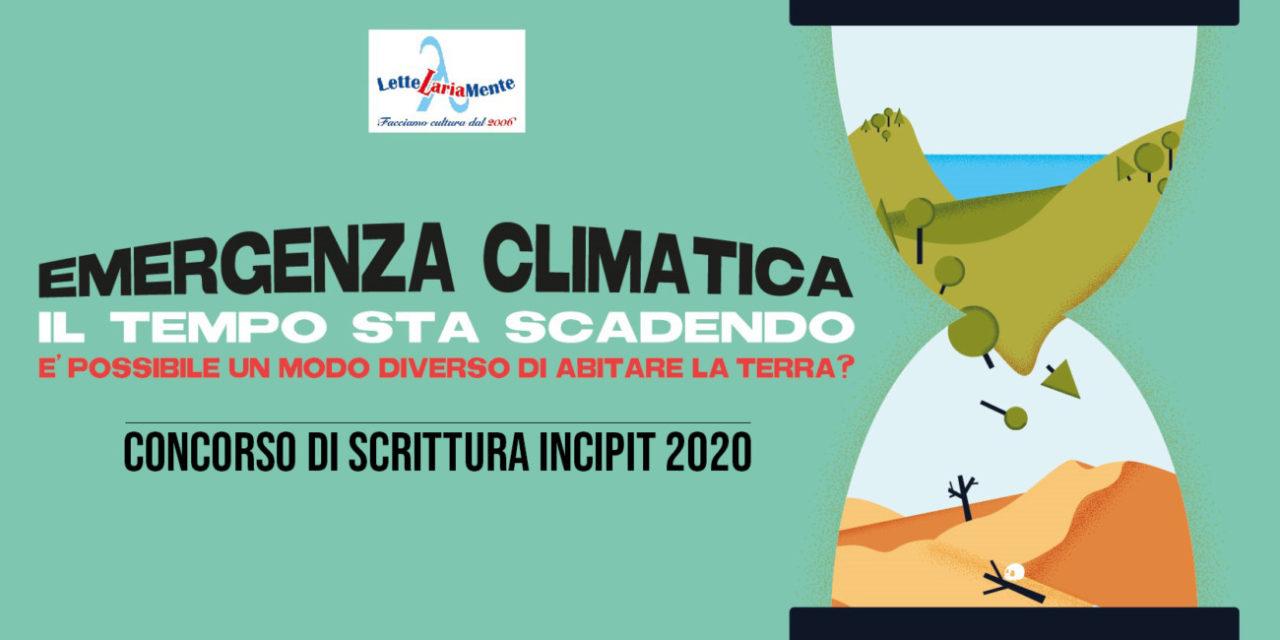 Concorso incipit 2020