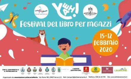 YEAH! Festival del libro per ragazzi – 15 e 22 febbraio