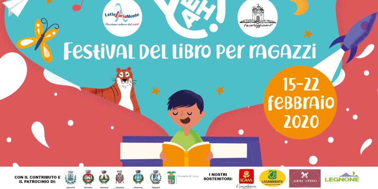 YEAH! Festival del libro per ragazzi – 15/22 febbraio