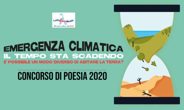 CONCORSO DI POESIA 2020
