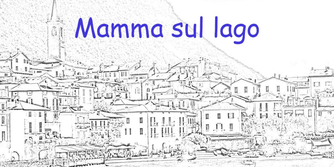 Mamma sul lago