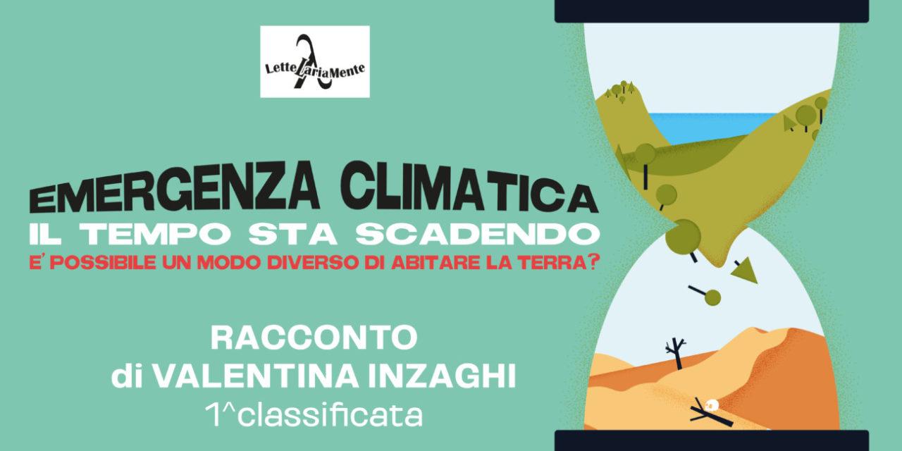 Racconto di Valentina Inzaghi