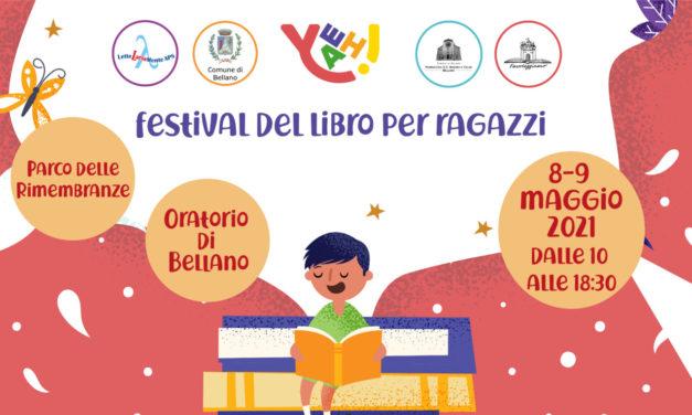 Yeah! Festival del libro per ragazzi | 8-9 maggio 2021